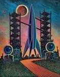 Rocket #85 by peterthorpe