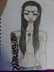 Tribal by eeneradnarim