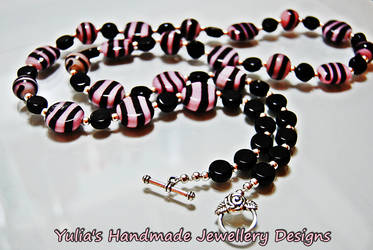 Yulia's Handmade Jewellery Designs by RussianJewel