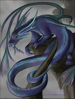Dragon by Kirree