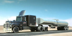 Mack RS786LST Rubber Duck by DerZwilling