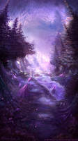 mystic Forest by peterconcept