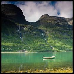 Arctic paradise by koposs