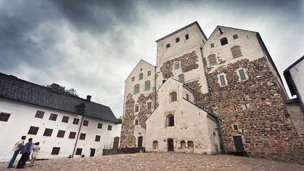 Turku castle by koposs