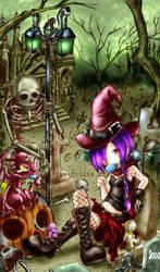 halloween pic Colors by Snoo-Snoo