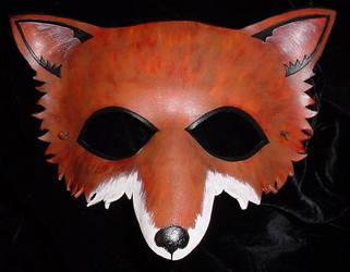 Red Fox by TigerTorreArt