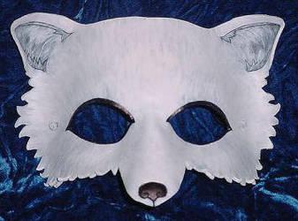 Arctic Fox by TigerTorreArt