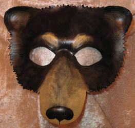 Black Bear by TigerTorreArt