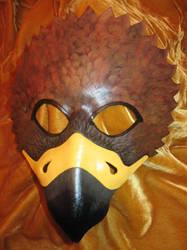 Custom Golden Eagle by TigerTorreArt