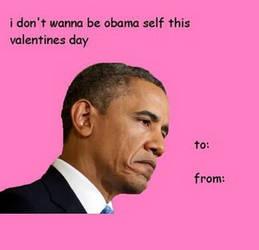 Obama by vaIentines