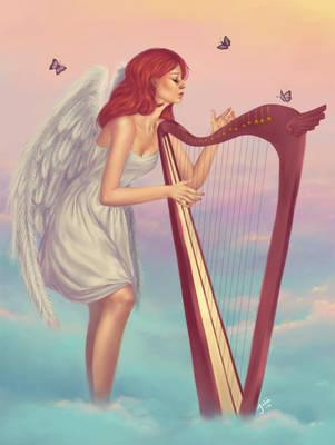 Melody by Julia-Aurora