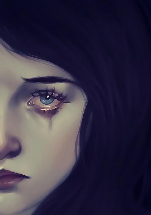 Sorrow by Julia-Aurora