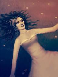 Summer Evening by Julia-Aurora