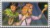 Book of Three Stamp by stampsbyeilonwy