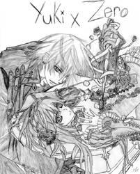 Zero x Yuki by MoonlitRose5