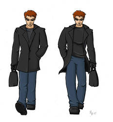 Weasley Twins, Boondock Style by The-Starhorse