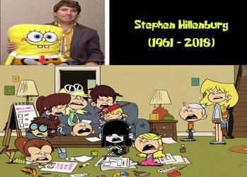 Loud Kids cries on Stephen Hillenburg's death by MarJulSanSil