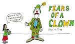 Fear of a Clown by Someonelikemyself
