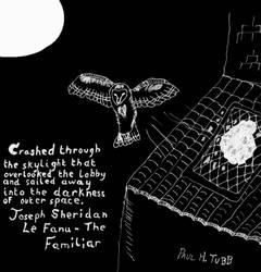 'The Familiar' by Joseph Sheridan Le Fanu... by Someonelikemyself