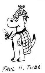 Canine Sherlock Holmes by Someonelikemyself