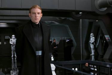 General Hux~ Star Wars The Last Jedi by GuardianoftheSnow