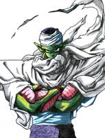 Piccolo by DarkmanIce