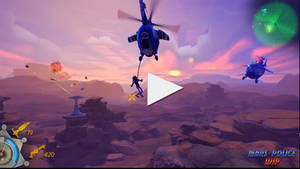 Mars Police gameplay1 VIDEO by sittingducky