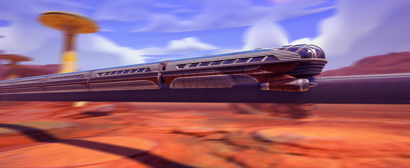 Train 02 by sittingducky