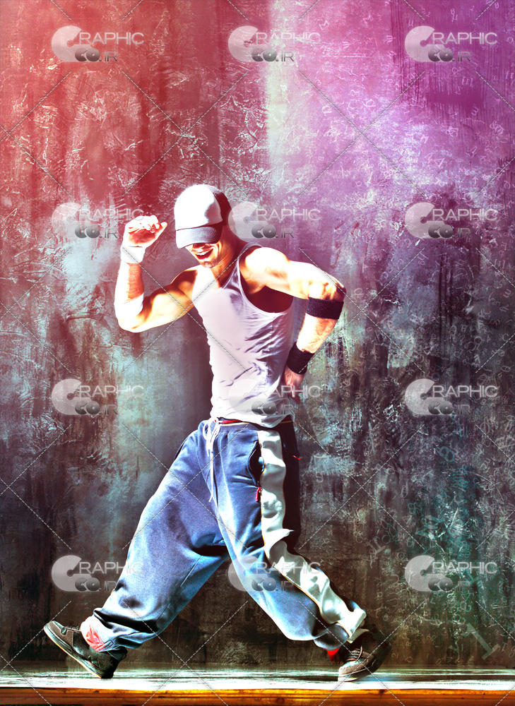 Professional Dancer III by GraphicCo
