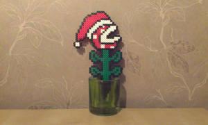 Christmas Piranaha by RavenTezea