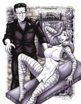 Jessica - Frankenstein by gb2k