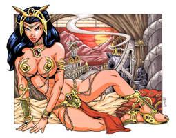 Martian Princess by gb2k