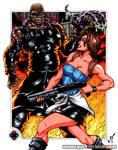 GameGalz - Jill RE3 Nemesis by gb2k