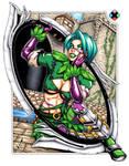 GameGalz - Tira SCIII by gb2k