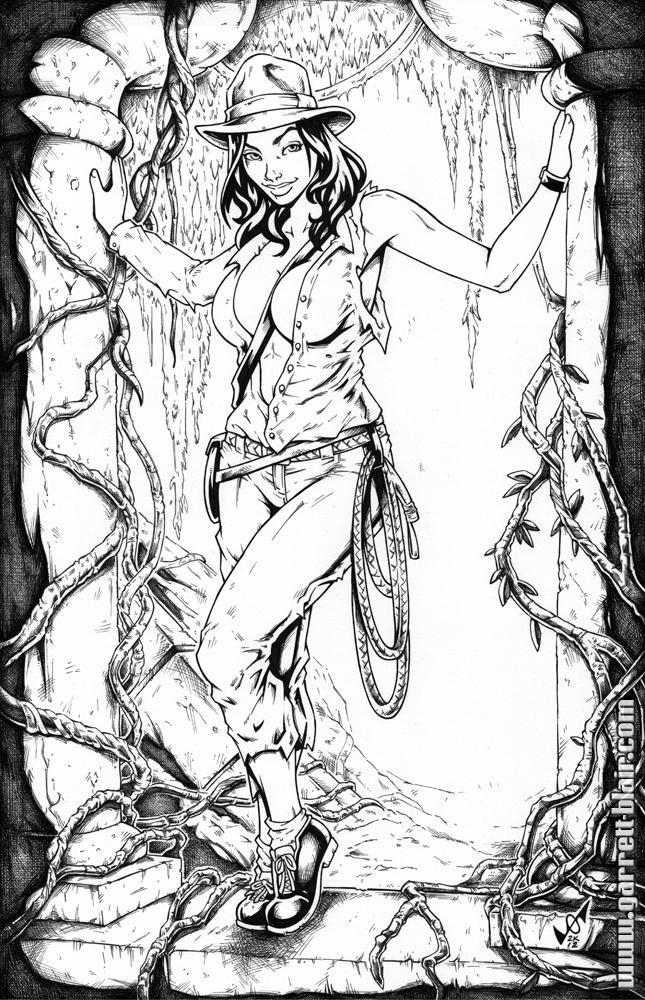 Adventure inks by gb2k