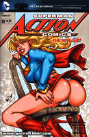 Super Booty sketch cover by gb2k