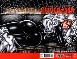 Black Cat sketch cover by gb2k