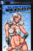 Dreamer Lingerie sketch cover by gb2k