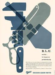 BLU Recruitment Poster by korybing