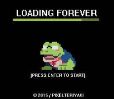 loadingForever by Pixelteriyaki