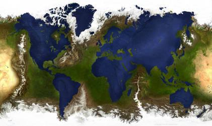 Alternate Earth. by LordOguzHan