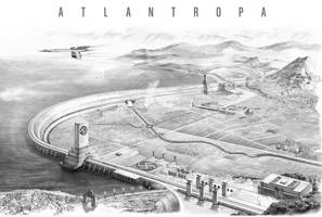 ATLANTROPA. by LordOguzHan