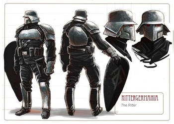 The Ritter. by LordOguzHan
