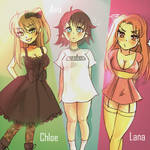 want an anime girlfriend RP? Look no further! by HavenRoleplay