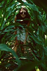 july's corn by mmerytt