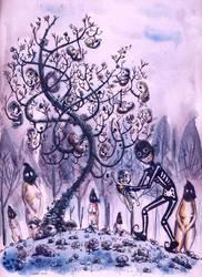 el valle d los nuevos muertos by franki02