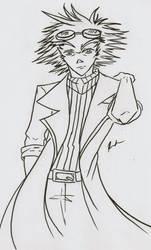 Dr. Truman by ladyju-san