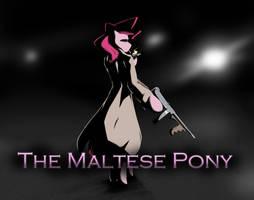 The Maltese Pony by AdolphBartels