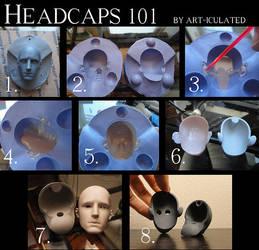 Headcaps 101 by illuminateddoll