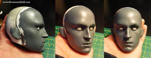 1/3 head by illuminateddoll